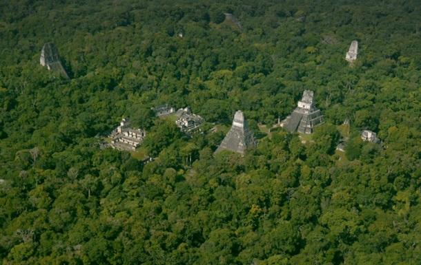 Археологи нашли город майя с 60 тысячами построек