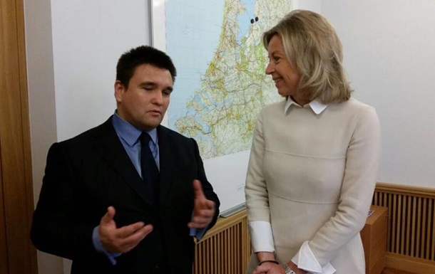 Киев и Нидерланды будут бороться с пропагандой РФ