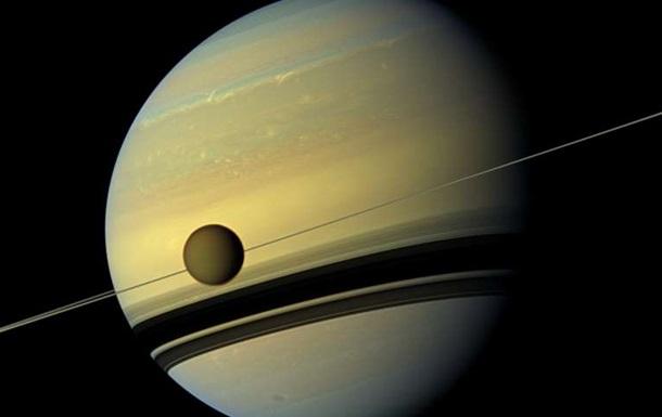 Виявлено ознаки життя на супутнику Сатурна