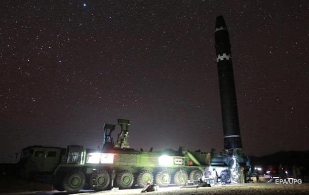 США впевнені, що КНДР за крок від ядерного удару