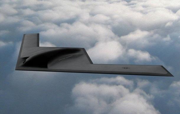 У США почали створення нового бомбардувальника