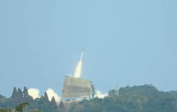 В Японии запустили самую маленькую ракету