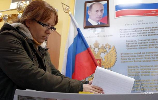 Москва попросила Украину открыть участки к выборам