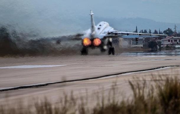 Авиаудар по Сирии: РФ запустила ракету
