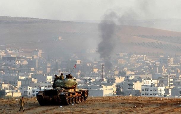 Військові турки несуть втрати в сирійському Африні