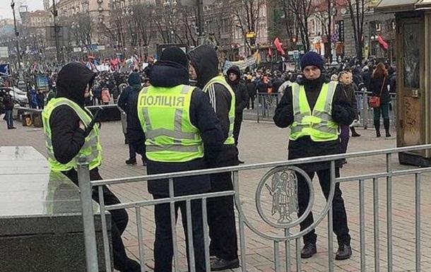У центр Києва стягнули дві тисячі силовиків