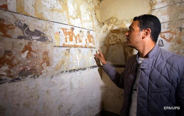 У Єгипті знайдена гробниця віком 4,4 тисячі років