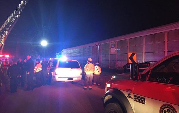 У США зіткнулися потяги, дві людини загинули