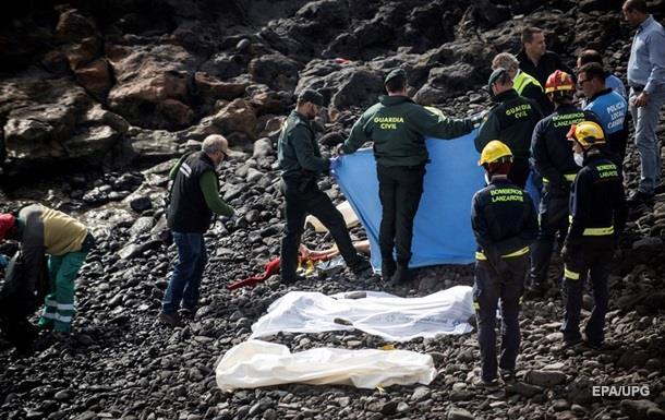 Тела 16 мигрантов обнаружили у берегов Испании