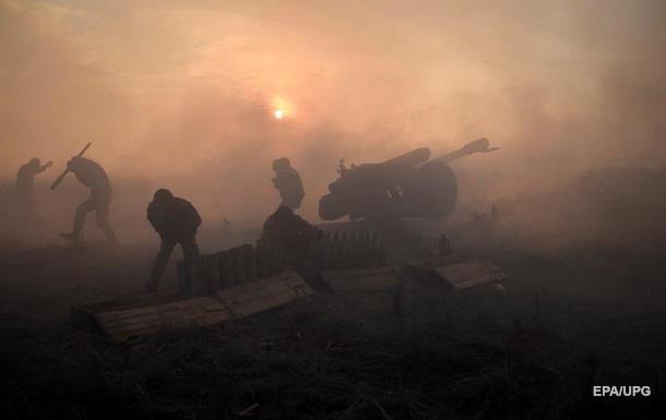 Штаб: За сутки ранены трое украинских военных