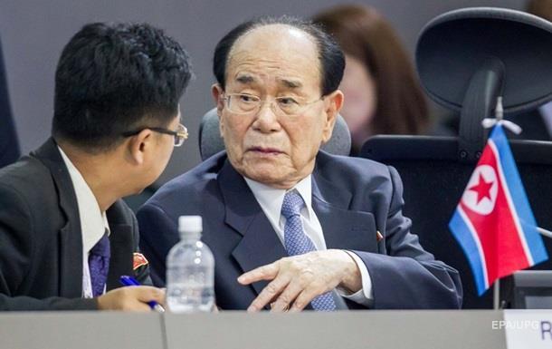 Історичний візит: формальний глава КНДР приїде в Південну Корею