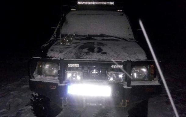 На Закарпатье нарушители устроили перестрелку с пограничниками