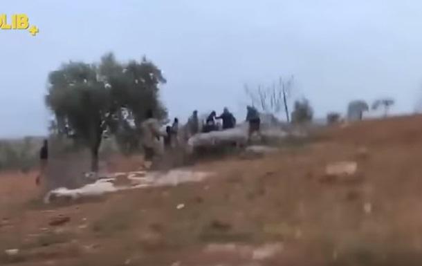 В Сети появилось видео гибели пилота Су-25 в Сирии