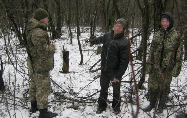 У Сумській області прикордонники затримали двох громадян РФ