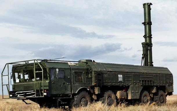 Росія розмістила комплекси Іскандер під Калінінградом