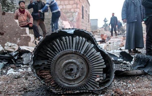 Міноборони РФ підтвердило самопідрив пілота Су-25, збитого в Сирії