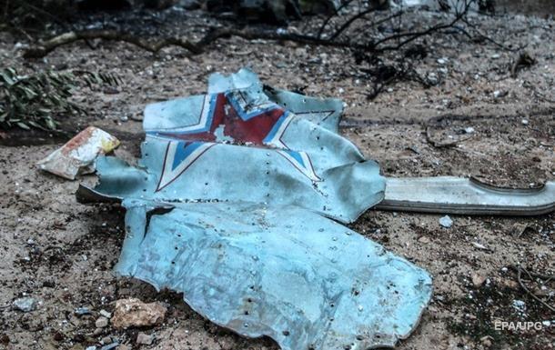 У Сирії спецназ не може пробитися до місця падіння Су-25
