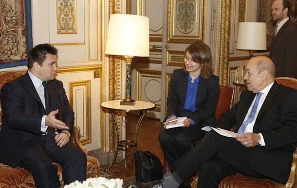 Росія ігнорує мінські угоди - Франція