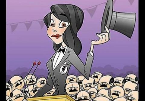 5 типажей украинских женщин в политике