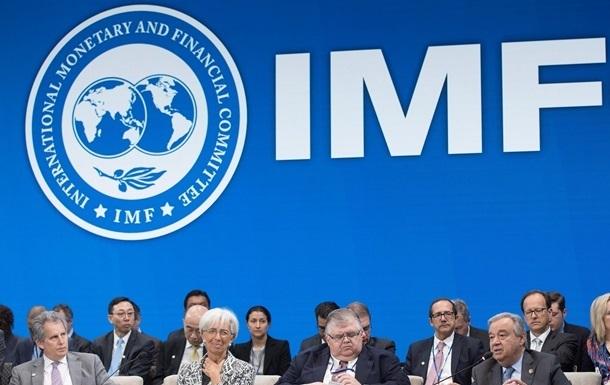 Україна виплатила МВФ $375 млн