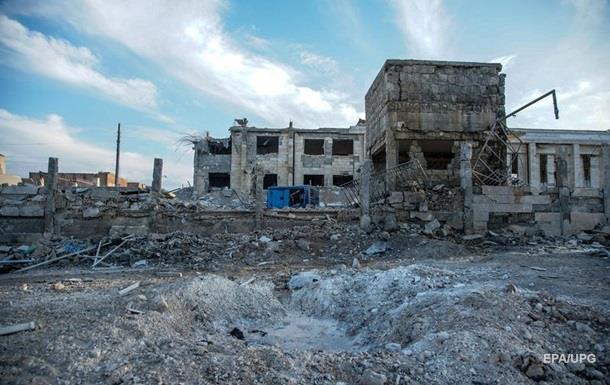 США требуют от РФ остановить химатаки в Сирии