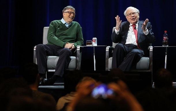 Найбагатші люди світу задень втратили 114 млрд доларів: перша п'ятірка «щасливчиків»