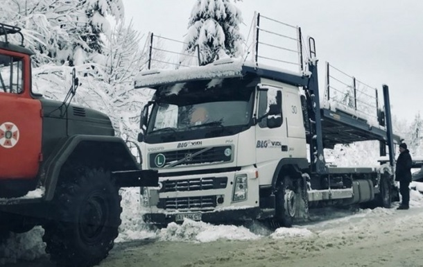 Погода в Украине: мороз и без осадков