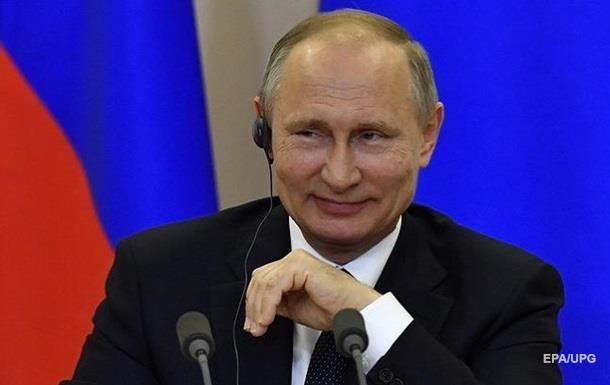 Путина официально зарегистрировали кандидатом в президенты РФ