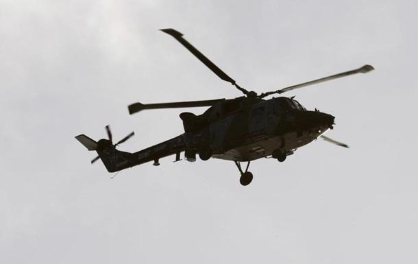 Біля берегів Тайваню розбився вертоліт
