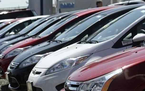 Новый рекорд в Украине: продажа новых автомобилей выросла на треть