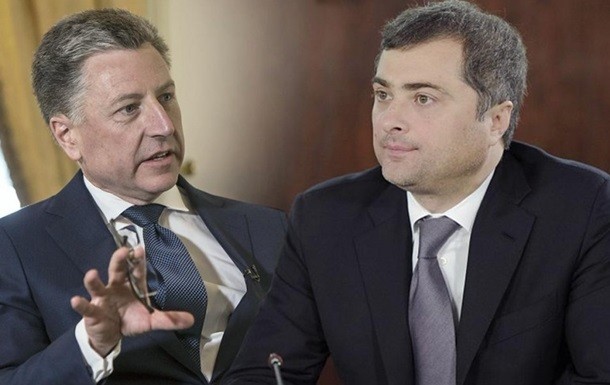 Волкер і Сурков можуть зустрітися в березні - ЗМІ