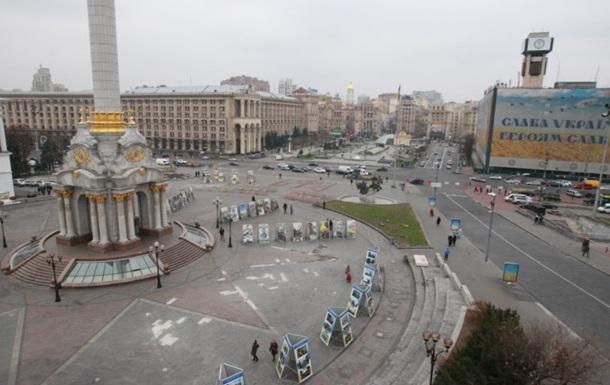 Число иностранных туристов в Киеве выросло на четверть