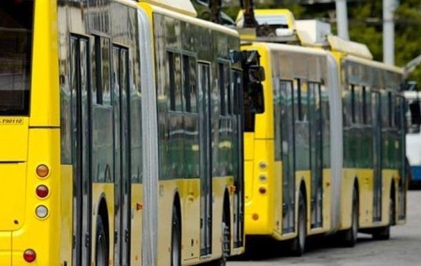 В Киеве два троллейбуса изменят маршруты
