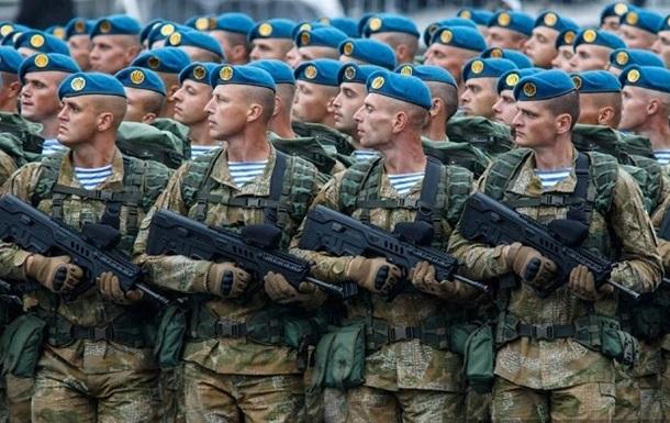 В Украине предложили изменить воинское приветствие
