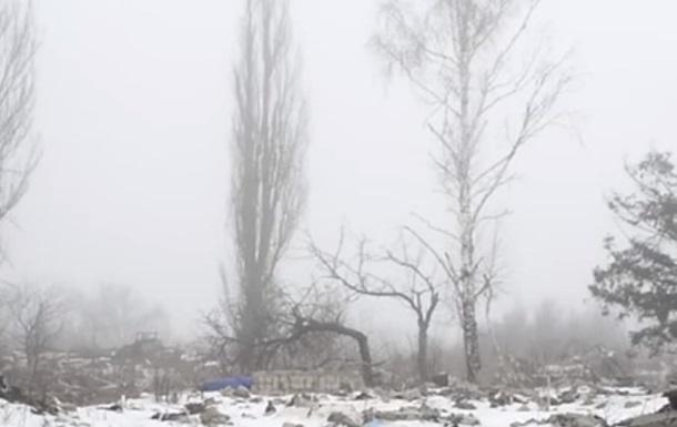 Состояние Луганского аэропорта показали на видео