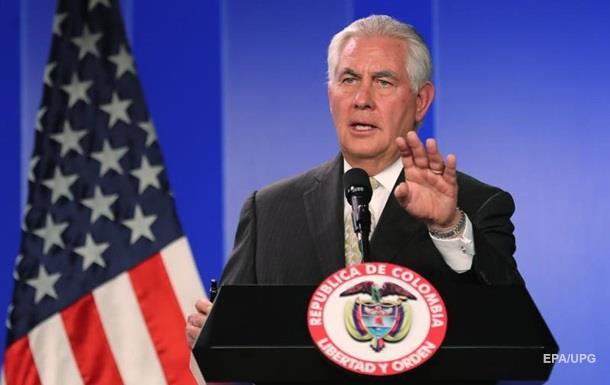 Тиллерсон советует РФ на вмешиваться в выборы в Конгресс