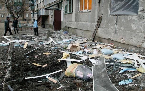 При взрыве в Красногоровке пострадали три ребенка