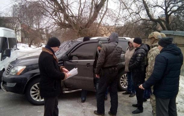 В Харькове полиция задержала  вора в законе
