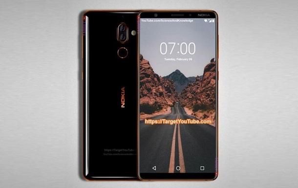 Nokia 7 Plus: фото