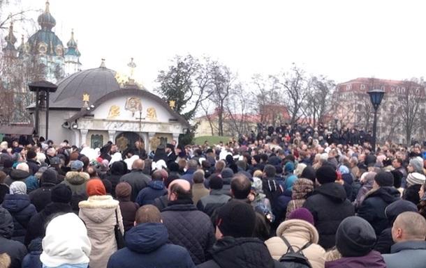 История Десятинного монастыря: Националисты разжигают войну с православием