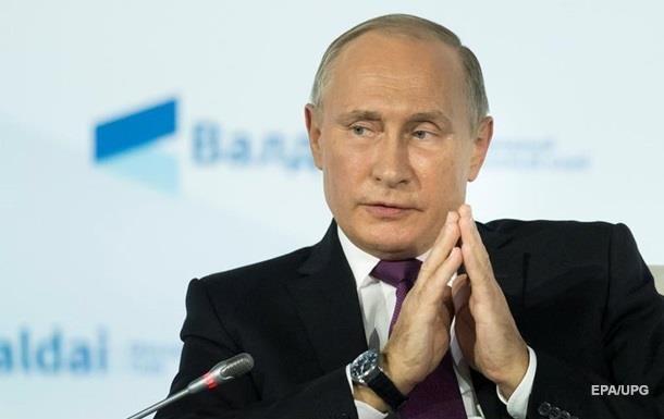 У Кремлі не заперечують, що Путін може проголосувати за себе в Криму