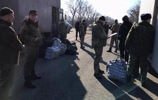 ДНР отдала Украине 20 заключенных