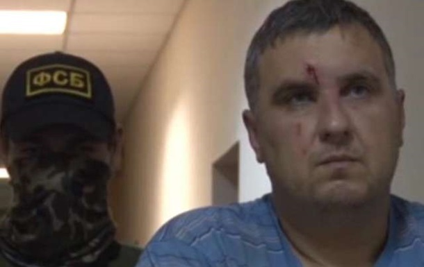В Крыму продлили арест  диверсанту  Панову