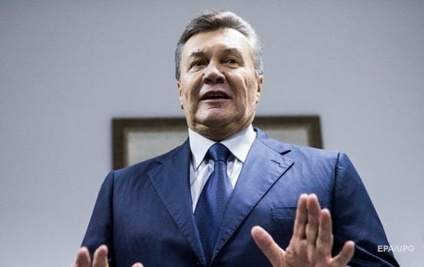 Янукович обвинил теперешнюю  власть государства Украины  врасстрелах наМайдане