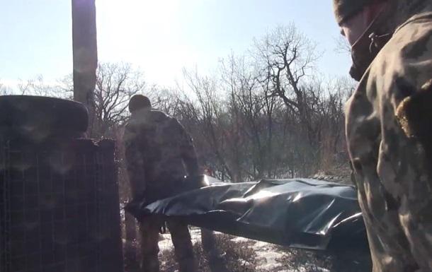 ВСУ передали сепаратистам тела двух погибших