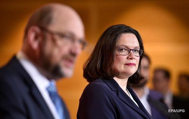 В партии Шульца определились с новым лидером