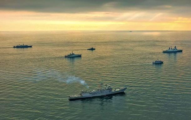Кораблі НАТО проводять маневри в Чорному морі – ЗМІ