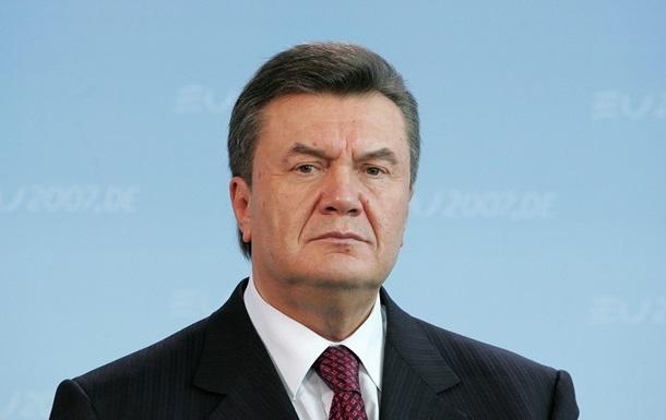 Янукович обвинил власти Украины в причастности к расстрелам на Майдане
