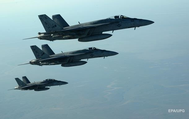 Коалиция США ударила по сторонникам Асада в Сирии