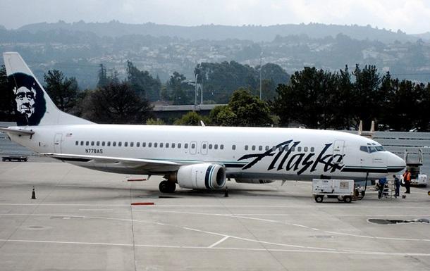 Через голого пасажира літак повернувся в аеропорт на Алясці